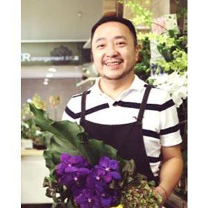 S. FLOWER-arrangemet-石仁傑老師