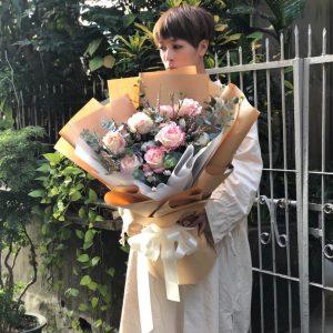 Date flower 花日紙 創辦人-陳芊聿(小P)老師